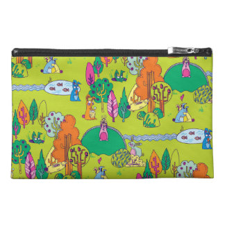 Bunnyland Pencilcase Travel Accessory Bag