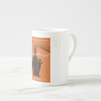 BunnyWine Bone China Mug