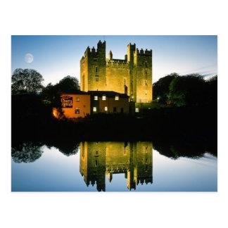 Bunratty Castle Irish Postcard