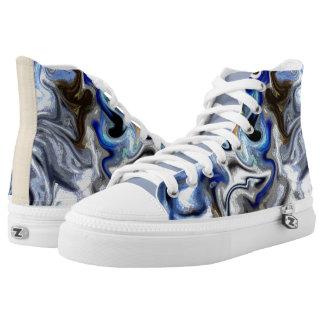 #Bunte graffiti Shoes