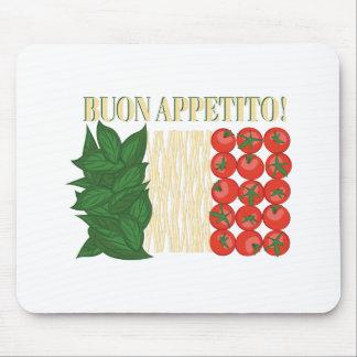 Buon Appetito Mouse Pad