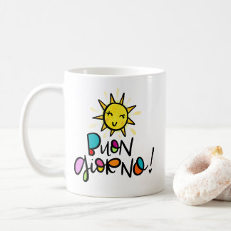 Buon Giorno Coffee Mug