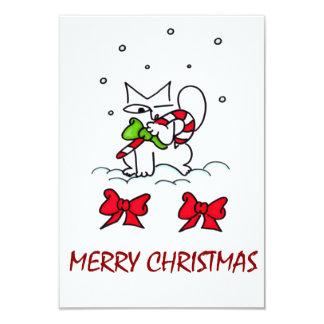 Buon Natale 9 Cm X 13 Cm Invitation Card