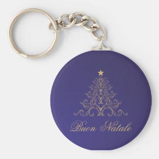 Buon Natale Keychain