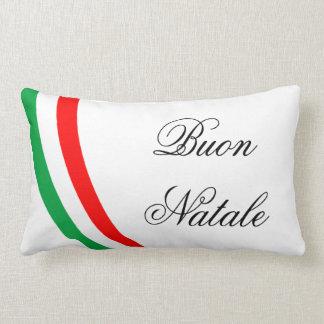 Buon Natale Lumbar Pillow