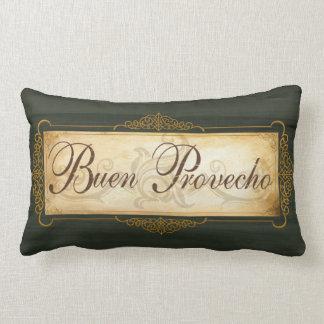 Buon Provecho decor pillow