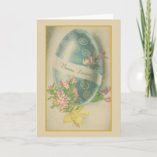 Buona pasqua italian easter cards invitations zazzle buona pasqua italian easter egg greeting card m4hsunfo