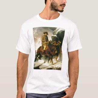 'Buonaparte Crossing the Alps' T-Shirt