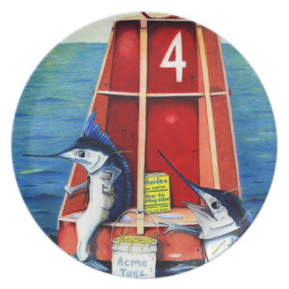 Buoy Plate