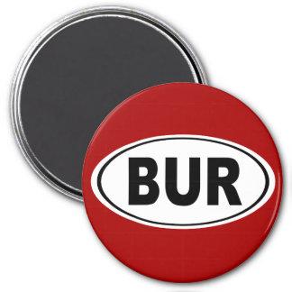 BUR Burlington Massachusetts Magnet