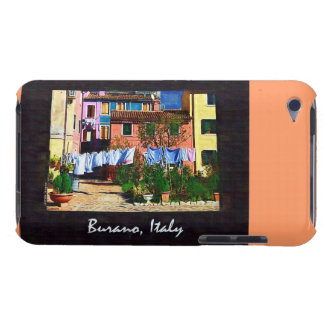 Burano Italy Barely There iPod Case