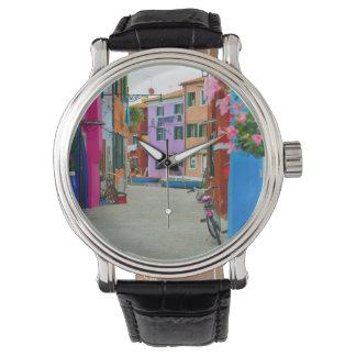 Burano Italy Watch