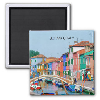BURANO VENICE, ITALY (MAGNET) MAGNET