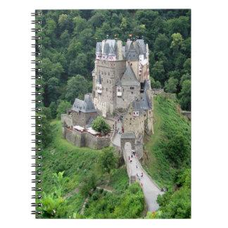 Burg Eltz castle, Germany Notebooks