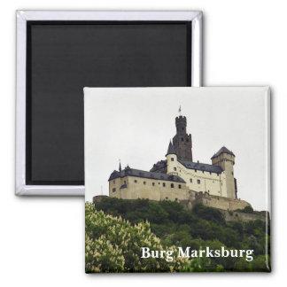 Burg Marksburg Magnet