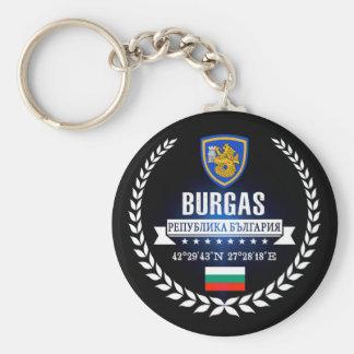 Burgas Key Ring