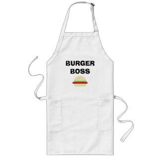 """Burger Boss"" Barbeque Apron"