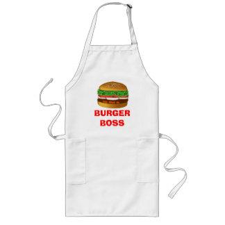 Burger Boss Long Apron