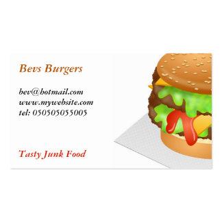 Burger Business Cards