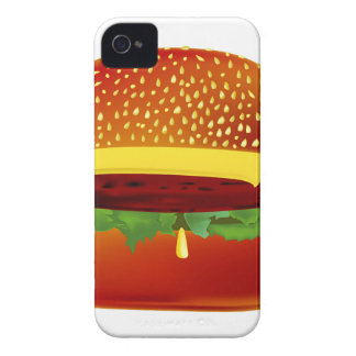Burger Case-Mate iPhone 4 Case