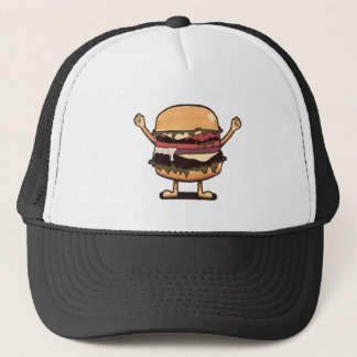 Burger Cheer Trucker Hat