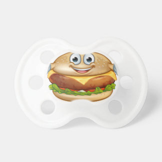 Burger Food Mascot Cartoon Character Dummy