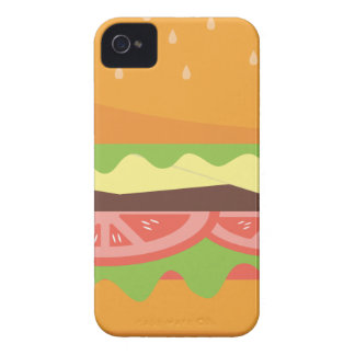 Burger iPhone 4 Cover
