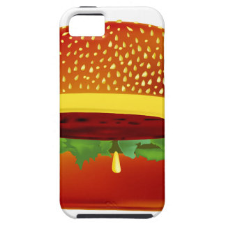 Burger iPhone 5 Case