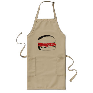 Burger Long Apron