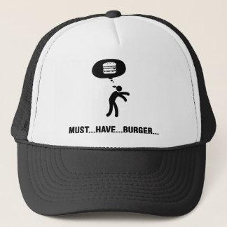 Burger Lover Trucker Hat