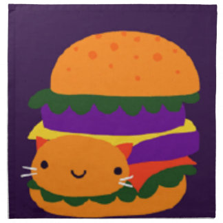 burger napkin