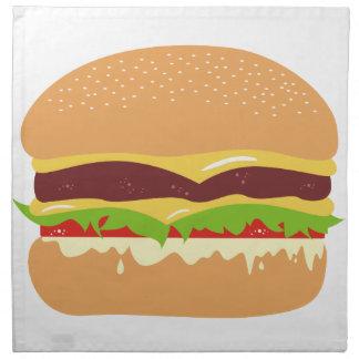 burger napkins