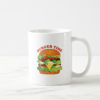 Burger Time Coffee Mug