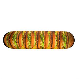 BurgerBoard Custom Skateboard