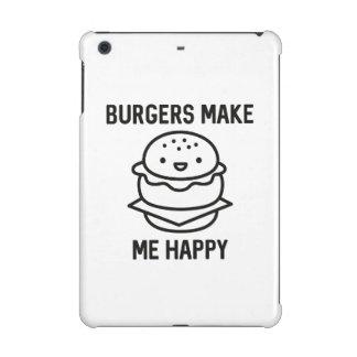 Burgers Make Me Happy