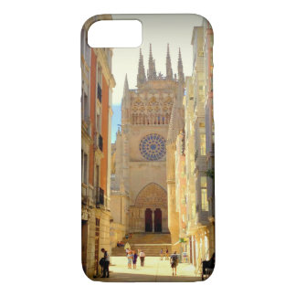 Burgos Cathedral iPhone 8/7 Case