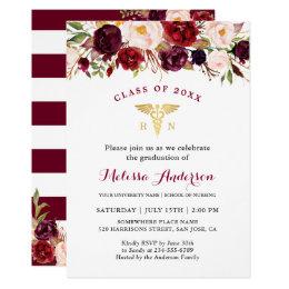 Nursing Symbol Party Cards Invitations Zazzlecomau