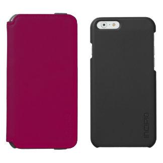 Burgundy Incipio Watson™ iPhone 6 Wallet Case