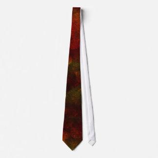 Burgundy tie dye print in distressed tones