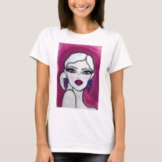 Burgundy - Wendy Buiter - T-Shirt
