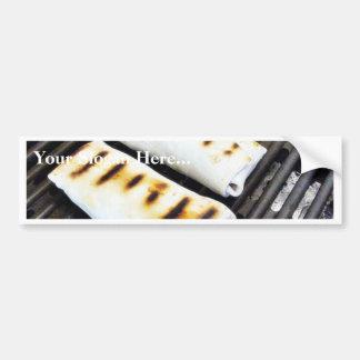 Buritos Grilling Bumper Sticker