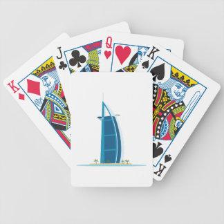 Burj Al Arab Dubai Poker Deck