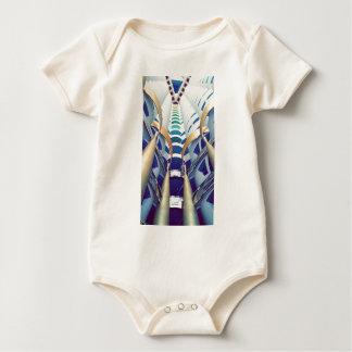 Burj Al Arab Inside Baby Bodysuit