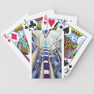 Burj Al Arab Inside Bicycle Playing Cards