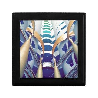 Burj Al Arab Inside Gift Box