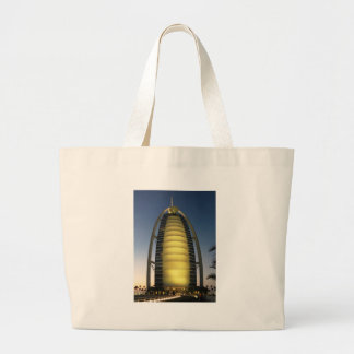 Burj Al Arab Large Tote Bag