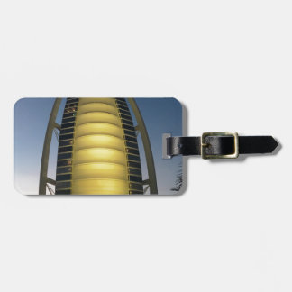 Burj Al Arab Luggage Tag