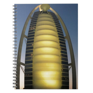 Burj Al Arab Notebook
