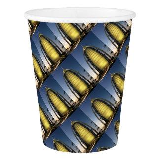 Burj Al Arab Paper Cup