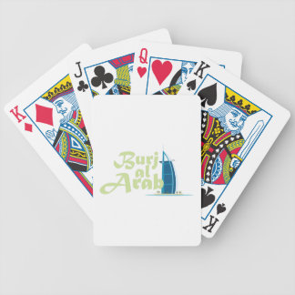 Burj Al Arab Poker Deck